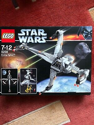 Lego Star Wars B Wing Fighter 6208 - (see other Lego items)