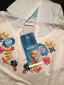 Frozen XL Light Cotton Tunic - Girls London Ontario image 2