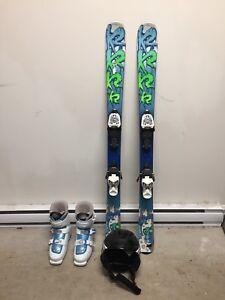 Children Ski Set