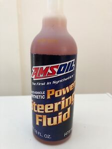 Power steering fluid, high quality synthetic brand