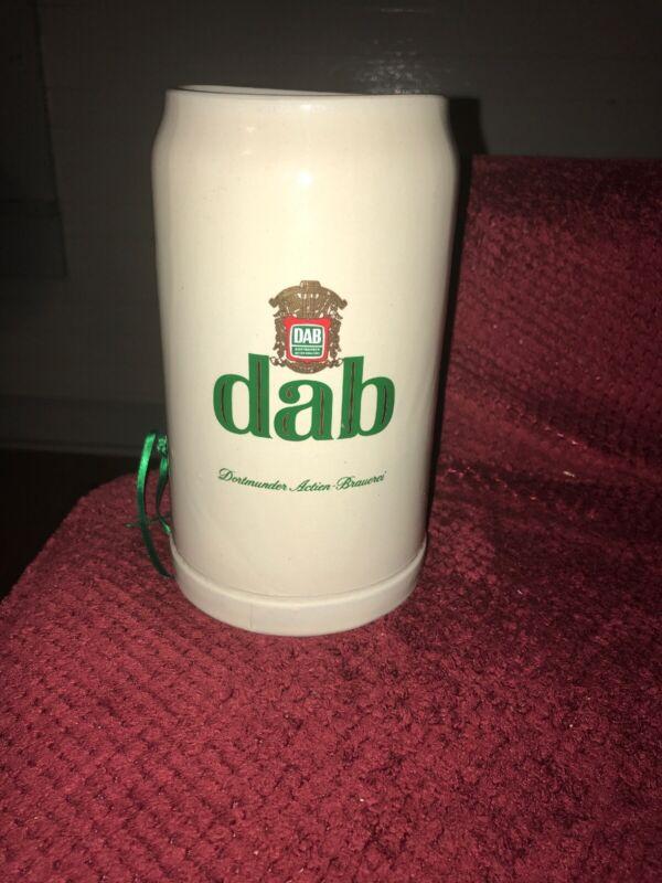 dab Ceramic Beer Stein