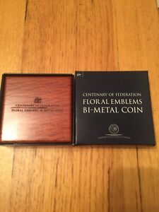 CENTENARY OF FEDERATION GOLD COIN