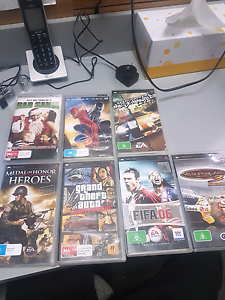 Psp games/ movies Happy Valley Morphett Vale Area Preview