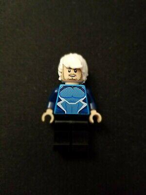 100% Real Lego Marvel Super Hero Quicksilver Minifigure 76041
