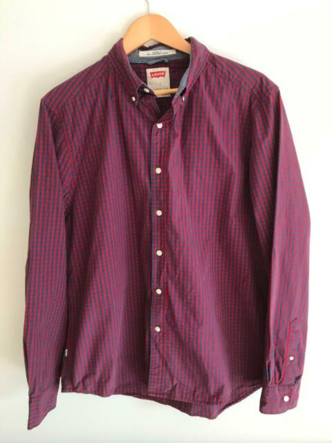 Purple Checked Flannel Shirt