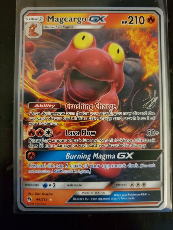 21//146 x1 Magcargo Rare Reverse Holo Pokemon XY Base Set M//NM