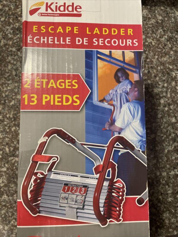 Kidde 468094 25 Feet Fire Escape Ladder NIB!