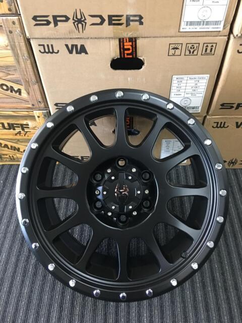 Brand New 17x8 Spyder Calibre Wheel Only 279 Each