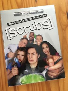Scrubs season 1 DVD set