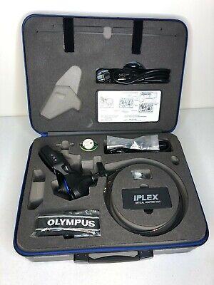 Olympus Iplex Ultralite Iv8435u 4mm Videoscope Industrial Inspection Borescope