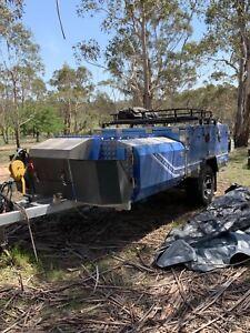 Camper trailer-ezytrail stirling GT 2016