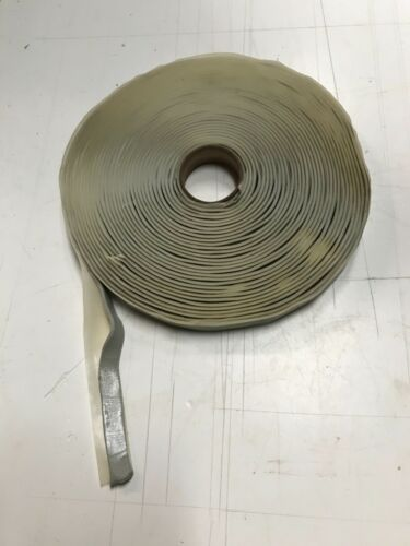 "Butyl Seal Tape RV Putty Rubber Sealant 3/32"" x 1/2"" x 41"