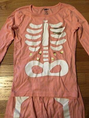Crazy 8 Girls Halloween Pajamas Size 12 - Crazy 8 Halloween