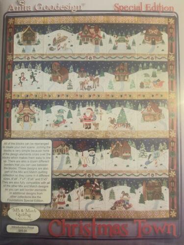 AnitaGoodesign Christmas Town Special Edition CD