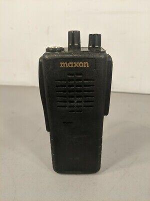 Maxon Sp-320 4 Watt 4 Channel Uhf Portable Radio