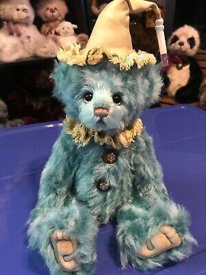 Charlie Bears Bozo the Clown Bear ~ Limited Edition 300 Worldwide!