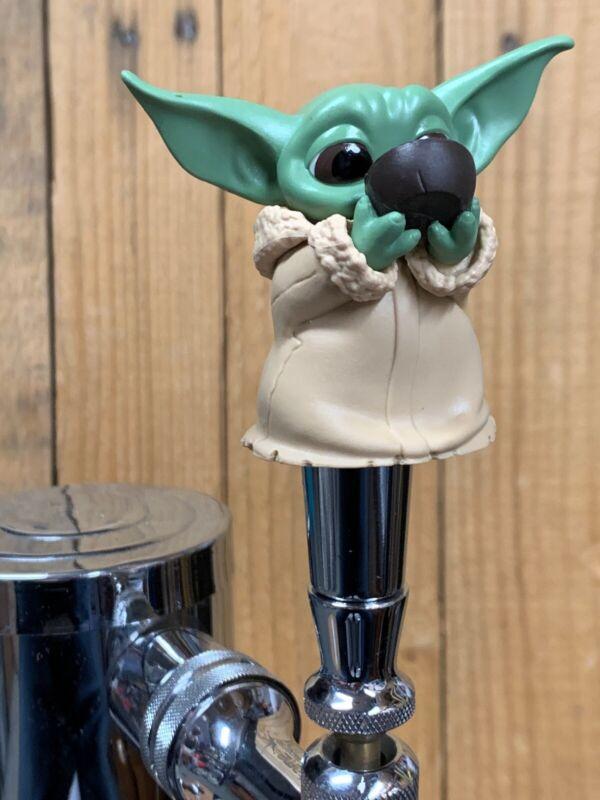 STAR WARS Tap Handle For Beer Keg Baby Yoda The Mandalorian Mini Pull Knob