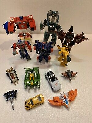 Transformers G2 Optimus Prime Figure & Others Lot G1