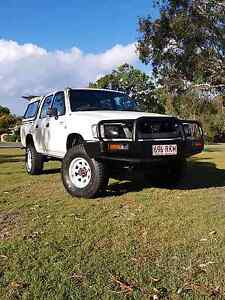 Toyota Hilux Dual Cab 4x4 Helensvale Gold Coast North Preview