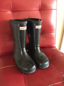 Hunters toddler size 10