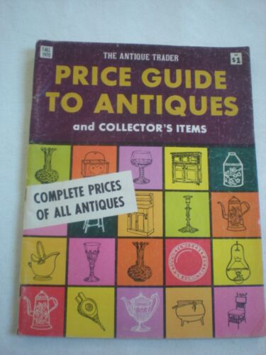 FALL 1970 / THE ANTIQUE TRADER PRICE GUIDE TO ANTIQUES AND COLLECTOR