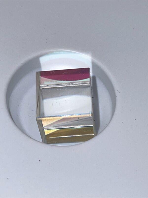 Newport 05FC16PB.5 Polarizing Cube Beamsplitter Beam Splitter 12.7mm 620-1000nm