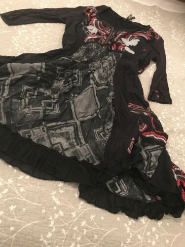 Robe desigual taille 42 (m)