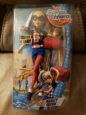 New DC Super Hero Girls Harly Quinn 11 inch figure - Harly Quinn