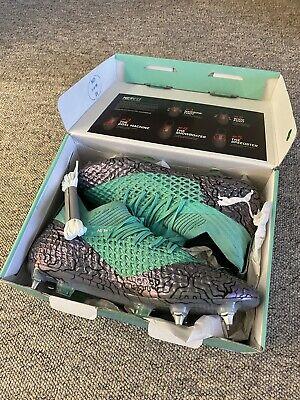 PUMA FUTURE 2.1 NETFIT Mx SG FOOTBALL BOOTS  SIZE UK 9,