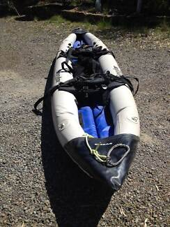 Sevylor Inflatable Kayak Macclesfield Mount Barker Area Preview