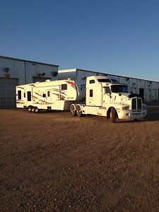 1997 Kenworth T600 with new transmission