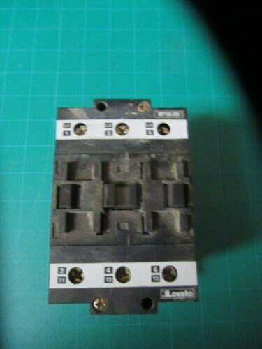 ACI LOVATO BF50.00 CONTACTOR, 230V/60HZ 220V/50HZ, 660V 90A,  USED.