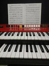 ORGAN, PIANO & KEYBOARD LESSONS Beckenham Gosnells Area Preview