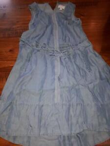 NWOT Size 6 witchery girls denim dress Evatt Belconnen Area Preview