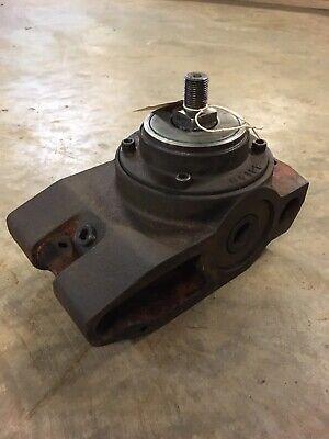 Bush Hog Disc Mower Dm70 80 90 180 190 Rotor Gear Box Assy 87494 87495 Bushog