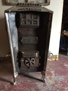 Beautiful wood stove
