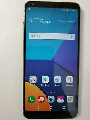 LG G6 - VS988 - 32GB - Black (Verizon+GSM Unlocked) Smartphone