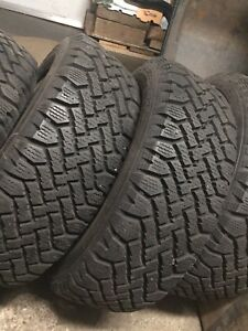 205/60R15 Winter tires on rims x 4. Super good condition