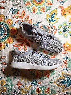 Under Armour Womens Tennis Shoes 8.5 (WORN ONCE)