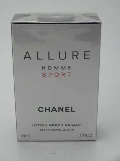 CHANEL ALLURE HOMME SPORT 100ML AFTER SHAVE LOTION