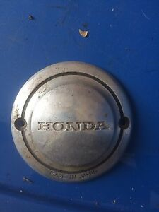 1979 Honda CM200 CM185 Engine Ignition Cover
