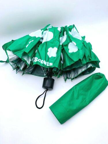 "Girl Scout Umbrella 38"" across"