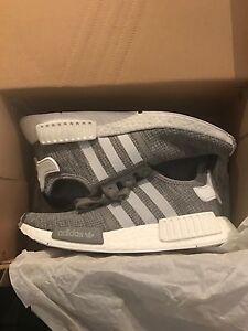 Adidas NMD R1 limited edition US9 Essendon Moonee Valley Preview