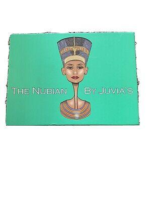 The Nubian Juvias Place Neutral Eyeshadow Pallette