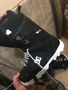 Dc Phase Boots Size 9