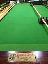 Billiard table - Heiron and Smith Prospect Blacktown Area Preview