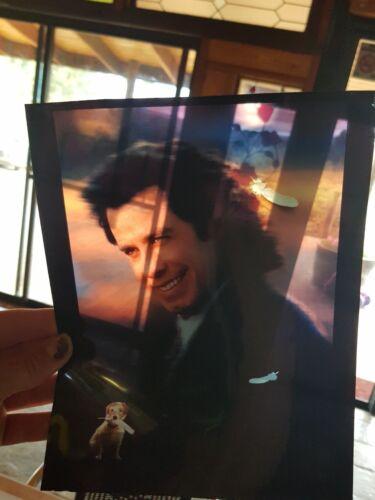 MICHAEL ANGEL JOHN TRAVOLTA MOVIE PROMO  FILM CELL PHOTO NEGATIVE
