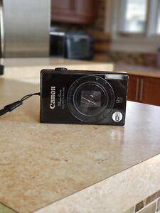 Canon PowerShot Elph 530HS + Accessories