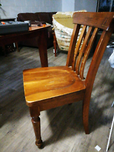 Wanted: Wanted wooden chairs