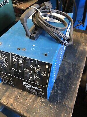 Miller Maxstar 152 Tig Stick Welder Power Supply Cc Dc Welding Source Tested Ok